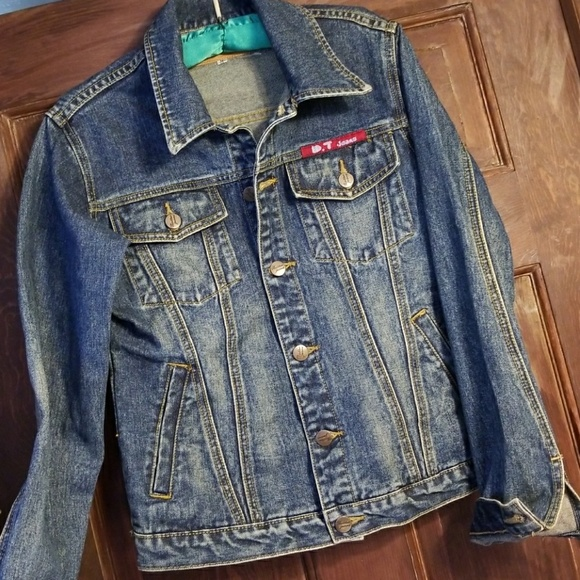 bf56024d4 HOST PICK!! B.T JEAN JACKET. GREAT FIT~